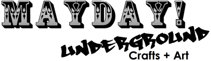 mayday underground logo